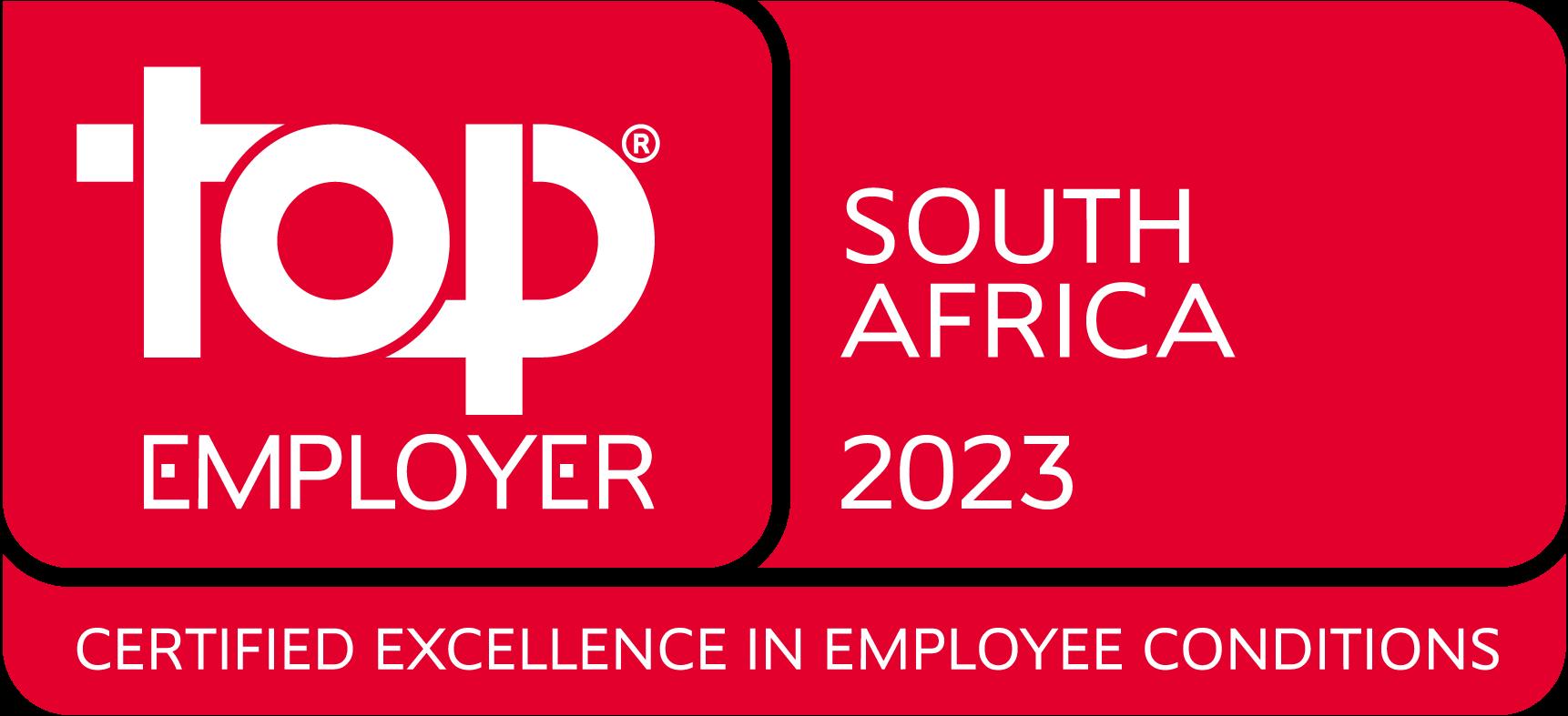 Top employer award